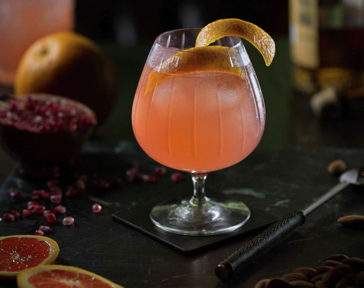 The High-Jinx was the signature drink at the 2017 San Antonio Cocktail Conference.
