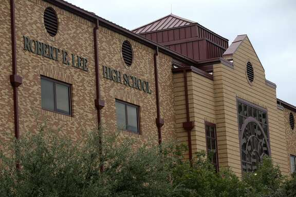 North East Independent School District trustees voted last fall to change the name of Robert E. Lee High School amid a national conversation about long-standing memorialization of the Confederacy in public spaces. The school's name will officially change to Legacy of Educational Excellence, or LEE, High School at the start of next school year.