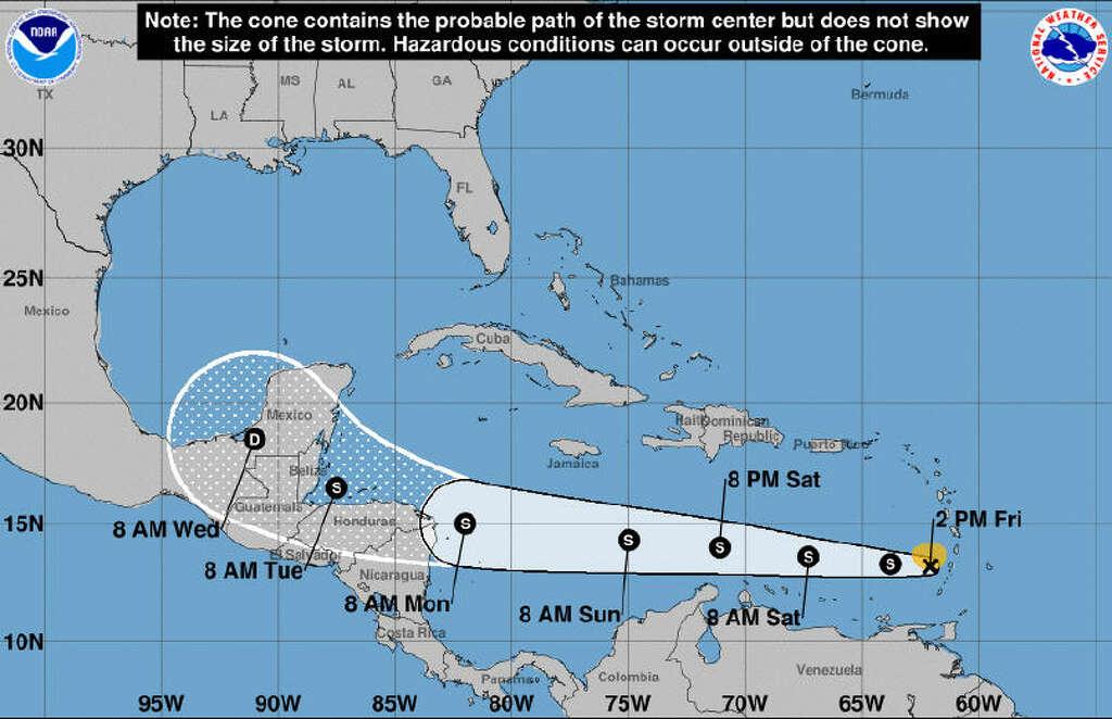 Hurricane Irma could strike US East Coast by next weekend or it