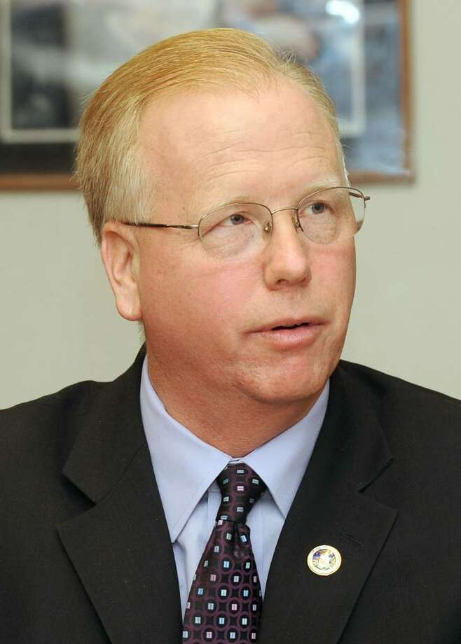 Danbury Mayor Mark Boughton. Photo: File Photo / The News-Times File Photo