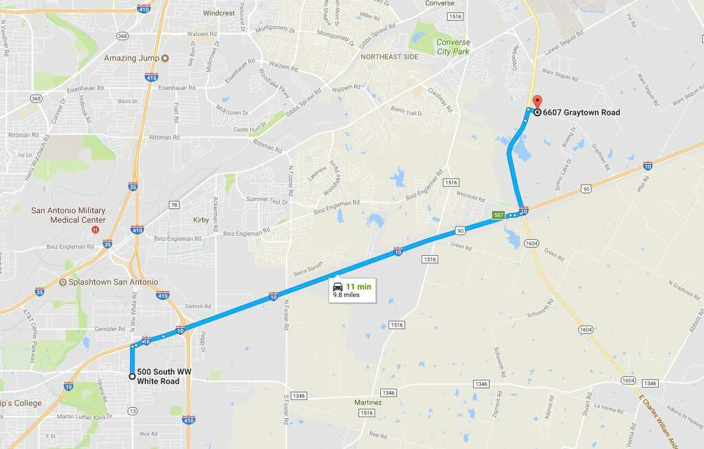A Man Who Was Shot In The Forehead On Graytown Road Reportedly Drove 10 Miles To