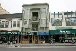 Green Apple Books will soon celebrate its 50th year as a local bookstore on Tuesday, August 29, 2017, in San Francisco, Calif.