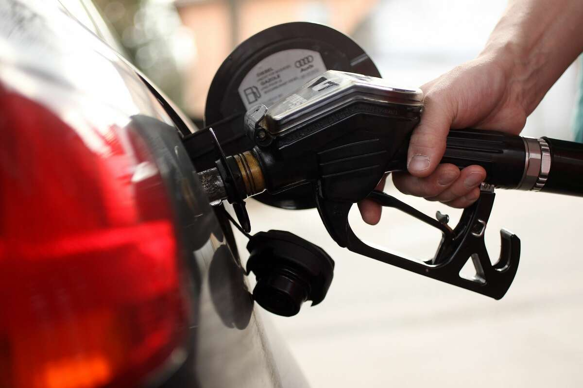 The average cost of a gallon of gas was just $1.46 Today's average is about $2.62.