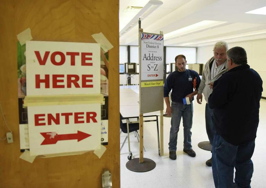 Activists in the state of Washington are preparing for a new push to enact automatic voter registration in the state either in the upcoming legislative session or through a ballot initiative next year. Photo: Tyler Sizemore / Hearst Connecticut Media / Greenwich Time