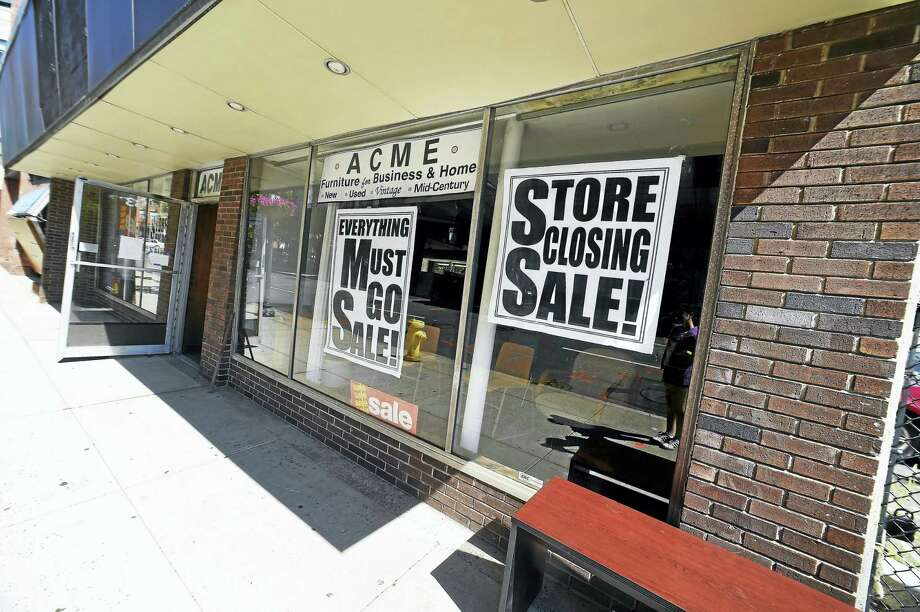 Acme Furniture Co. on Crown St. in New Haven Photo: Arnold Gold / Hearst Connecticut Media / New Haven Register
