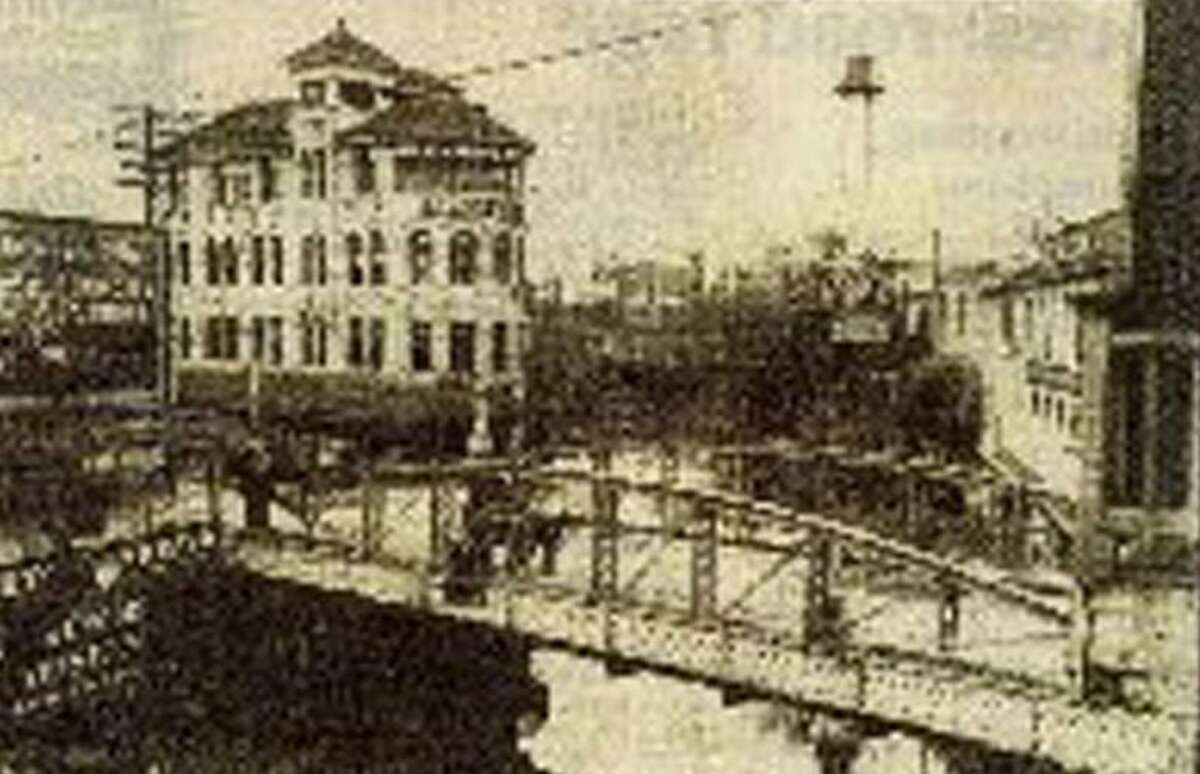 In a story, O. Henry alluded to one of San Antonio's iron bridges. The Commerce Street Bridge is sometimes called by his name.