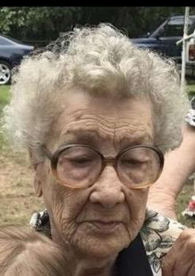 Authorities are looking for a 93-year-old woman who's last whereabouts are unknown, according to the Houston Police Department.   Nora Edwards is five foot and four inches, weighs 100 pounds and has hazel eyes.