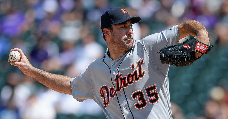 PHOTOS: 10 things to knowThe Astros have acquired Justin Verlander from the Detroit Tigers.Browse through the photos to find out 10 things about Justin Verlander. Photo: Dustin Bradford/Getty Images