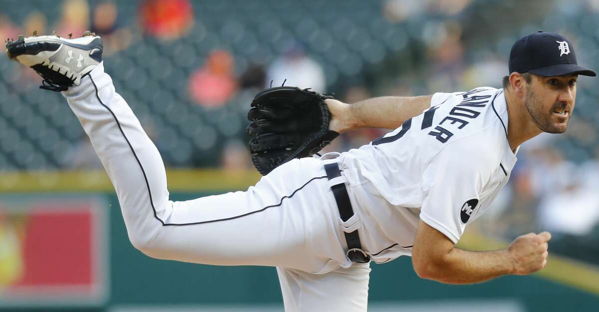 PHOTOS: 10 things to know about Justin Verlander Verlander, acquired by the Astros on Wednesday night in an 11th-hour trade with the Detroit Tigers, is guaranteed $56 million over the next two seasons (at $28 million per). Browse through the photos to find out 10 things about the newest Astro.