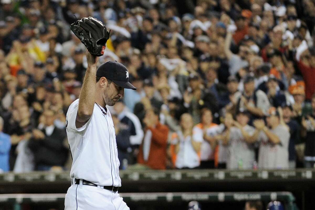 3. Season for the ages 2011 saw Verlander at his best. He took home both the AL MVP and Cy Young awards, becoming the second pitcher in baseball history after Don Newcombe to win MVP, Cy Young and Rookie of the Year. He was the MLB wins leader and also earned the Triple Crown that season.