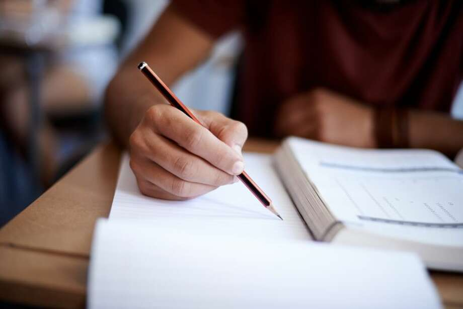 A principal at an unnamed school wrote a letter to parents urging them to worry less about scores, and that their children's future success isn't completely tied to how well they perform on exams. Keep clicking to learn 50 things to never say to your kids. Photo: PeopleImages | Getty Images