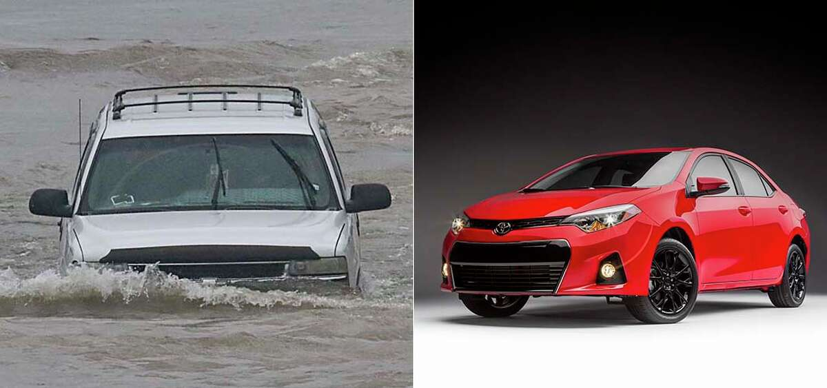Need to replace a car flooded by Harvey? These are the best new cars for under $20,000 >>> Early estimates project that as many as 500,000 cars may have been damaged when Hurricane Harvey drenched Houston and Southeast Texas with historic flooding Aug. 25-30. These cars under $20,000 are your best bets for finding a good car at a good value ...