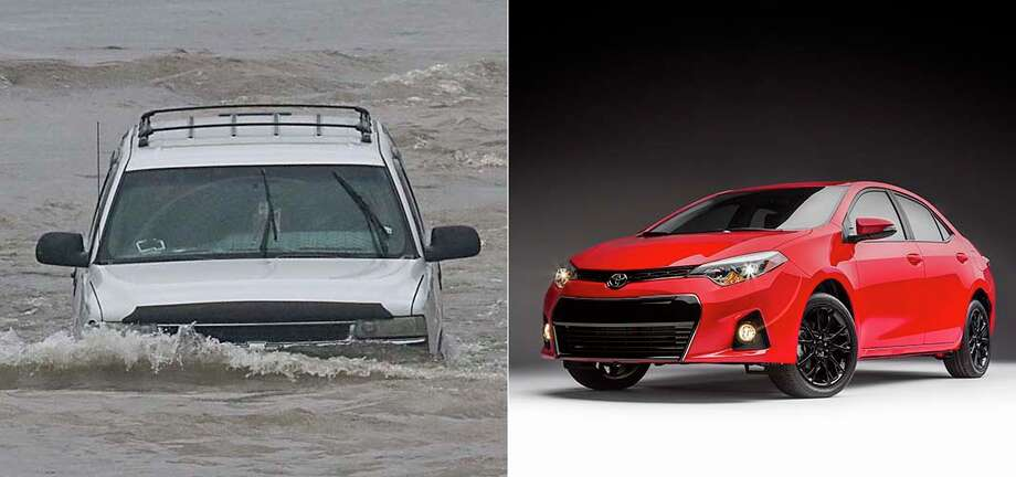 Need to replace a car flooded by Harvey? These are the best new cars for under $20,000 >>>Early estimates project that as many as 500,000 cars may have been damaged when Hurricane Harvey drenched Houston and Southeast Texas with historic flooding Aug. 25-30. These cars under $20,000 are your best bets for finding a good car at a good value ... Photo: THOMAS B. SHEA/AFP/Getty Images