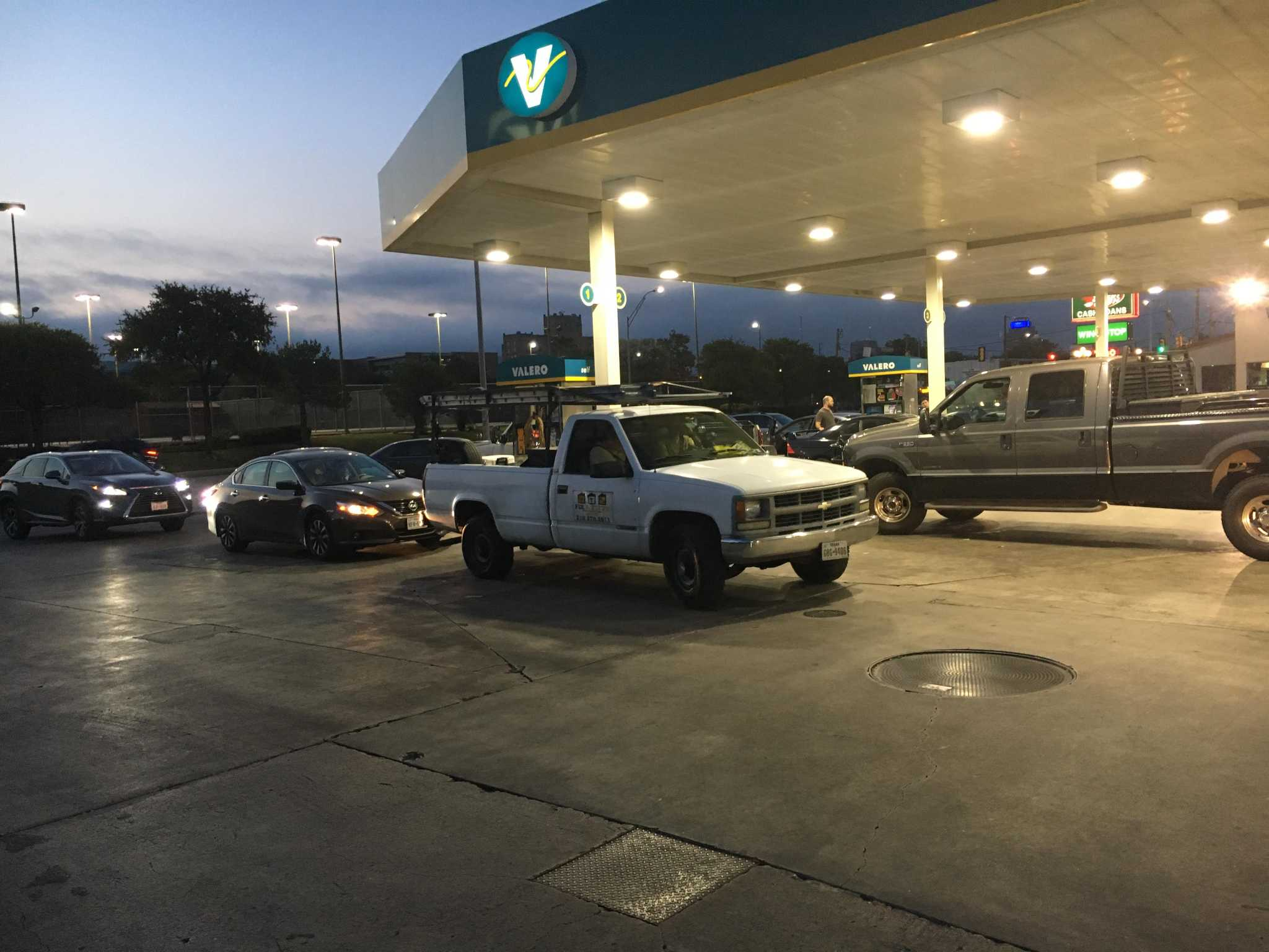 Roughly 72 Percent Of San Antonio Gas Stations Out Of Fuel