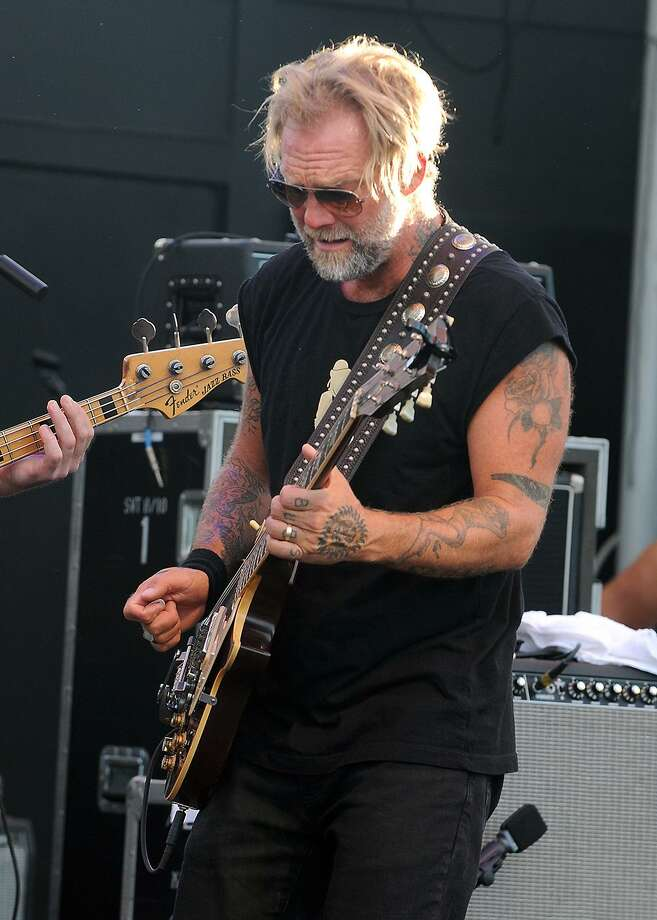 Anders Osborne performs at the Blues, Views and BBQ festival this weekend. Photo: Randy Herbertson / Contributed Photo