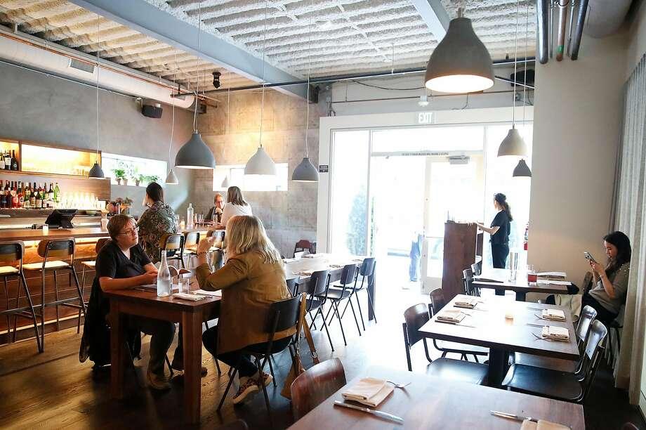The dining area at Alta MSP. Photo: Liz Hafalia, The Chronicle
