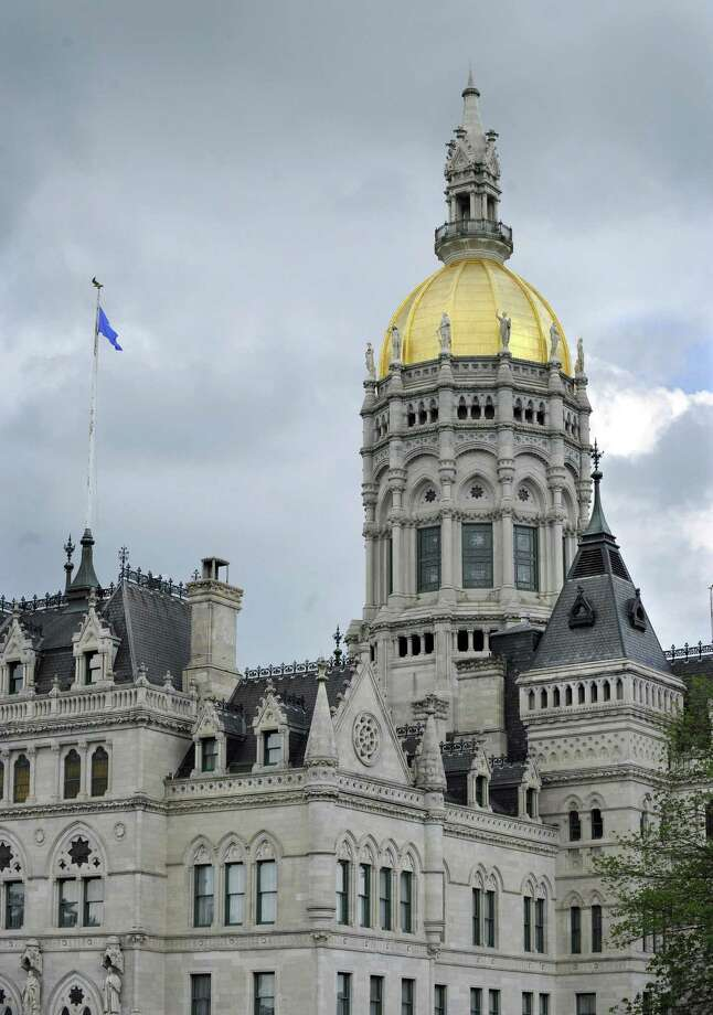 The Connecticut State Capitol building in Hartford. Photo: Carol Kaliff / File Photo / The News-Times