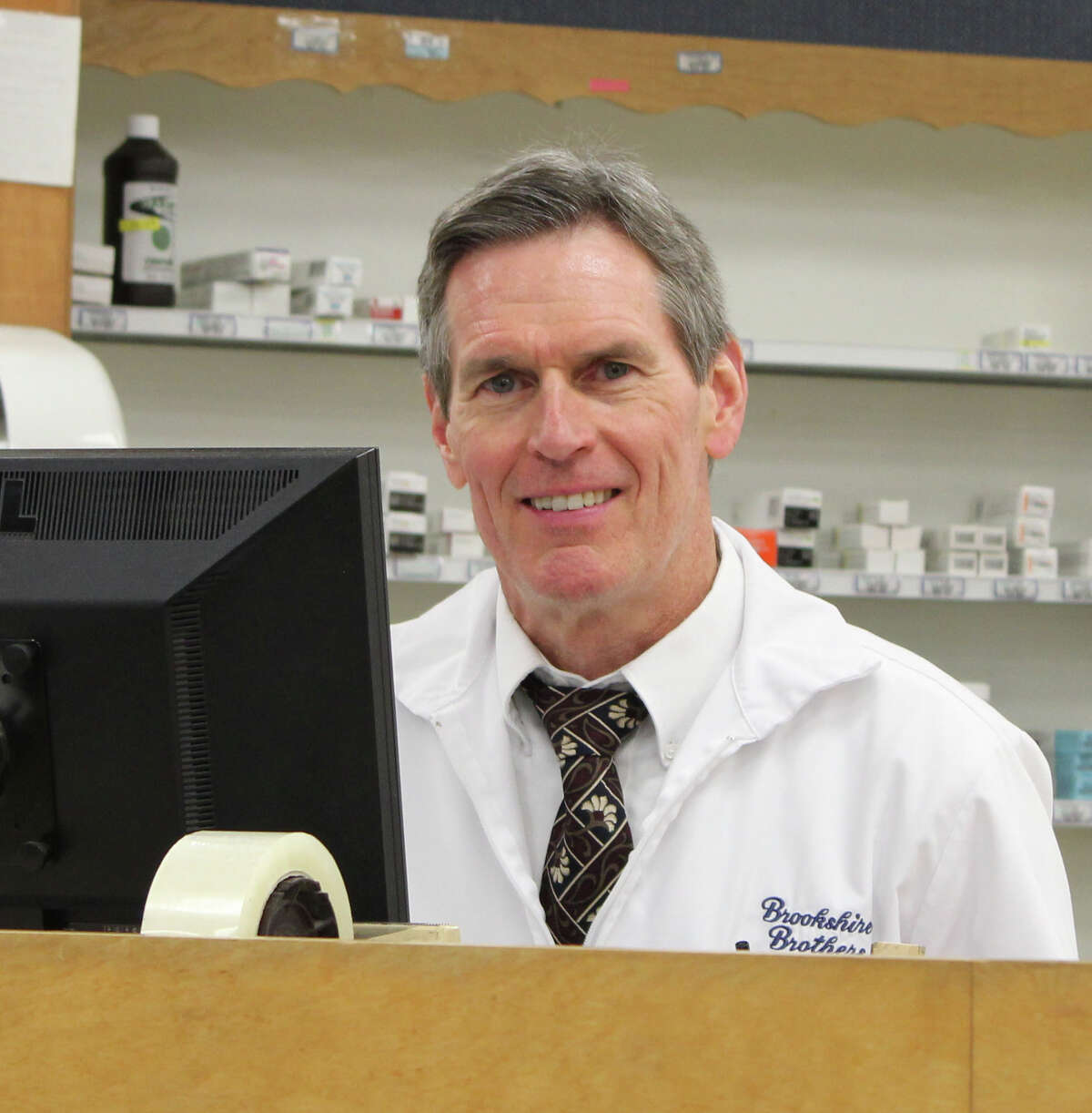 Pharmacist with cancer serves Cleveland residents Pharmacist Brad Smith, living with a chronic form of leukemia, served the citizens in the Cleveland area during the Hurricane Harvey disaster starting on Aug. 28. Smith was the only pharmacist in the city for a few days as those who work in other pharmacies were cut off by the flooding. Read his full story here.