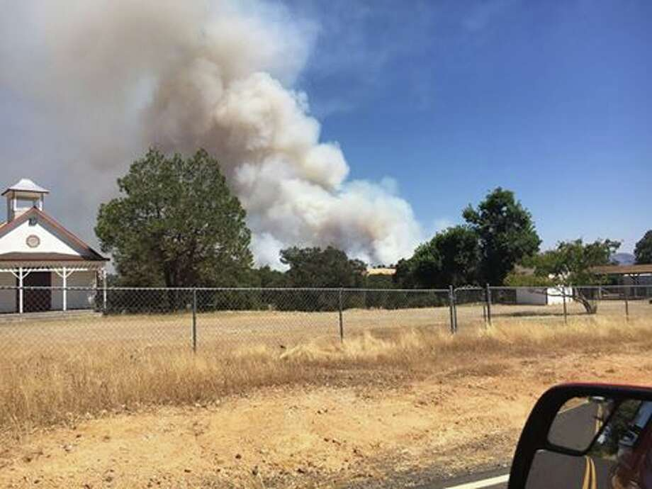Butte County Percent of housing units at high to extreme risk: 42 percent Number of housing units at high to extreme risk: 40,300 Photo: Cal Fire / Facebook