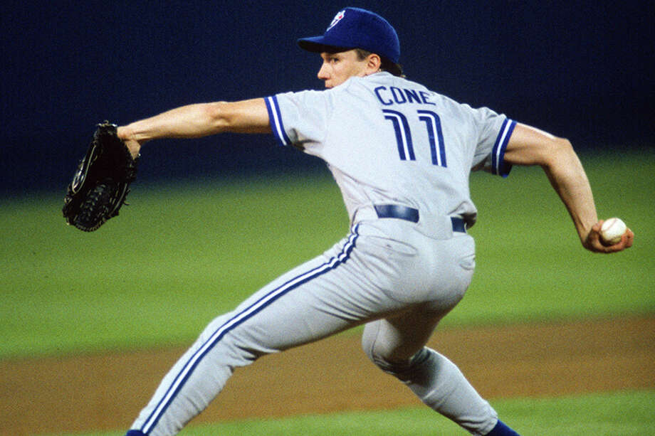 David Cone helped the Blue Jays get over the hump after his 1992 arrival, culminating in the franchise's first World Series championship. Photo: MLB Photos/MLB Photos Via Getty Images