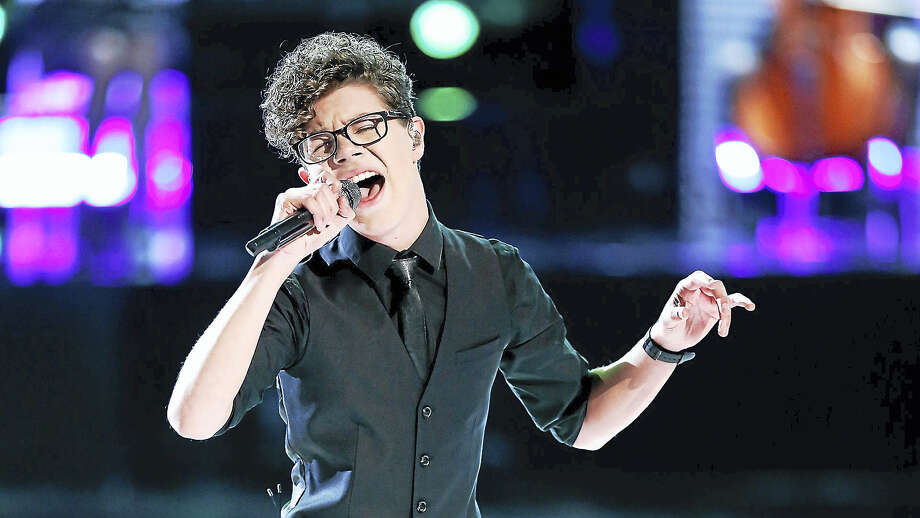 "Braiden Sunshine, the Lyme singer-songwriter and finalist on NBC's ""The Voice,"" is the musical headliner for Killingworth's 350th anniversary celebration parade and picnic Saturday at Parmelee Farm, 465 Route 81. He will perform at 5 p.m. Photo: File Photo"