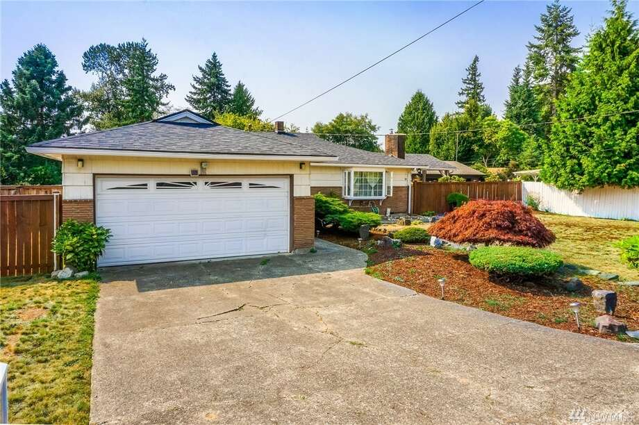 The first home, at 18826 47th Ave. W., is listed for $420,000. It is in Lynnwood.The three-bedroom, two-bathroom home spans 1,550 square feet and features a spacious backyard with a large covered patio. It also has an oversized two-car garage.There will be a showing for this home on Saturday, Sept. 2, from 1 p.m. to 4 p.m. You can see the full listing here. Photo: Photos By Jessi Vallimont/listing Courtesy Rodolfo Hernandez McIntyre, Keller Williams Realty PS