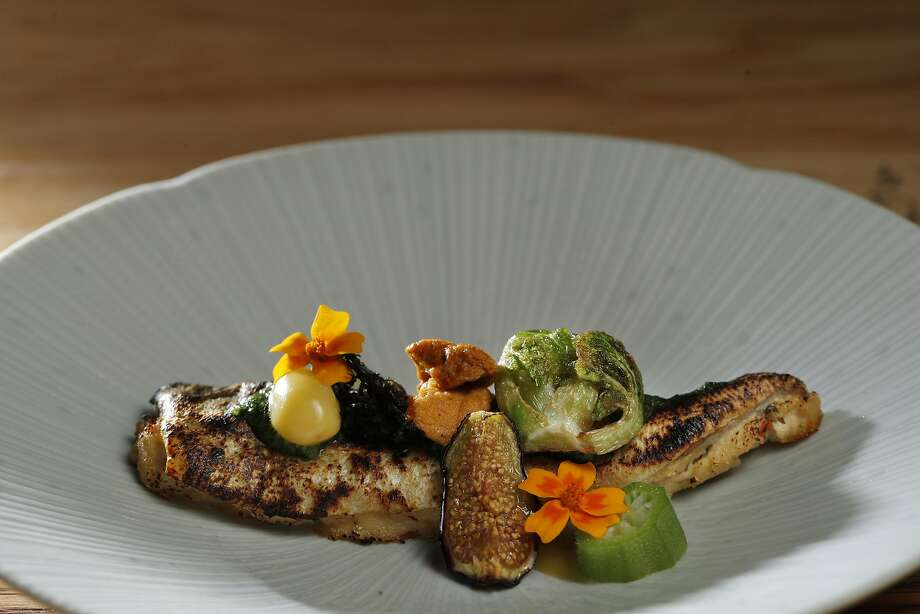 At Wako: The yakimono grill dish. Photo: Carlos Avila Gonzalez, The Chronicle
