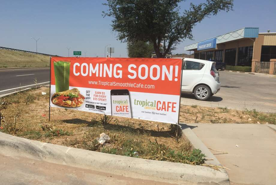 Find healthy options soon at this chain to be located next to the new Chick-fil-A on SH 191 at Loop 250. Photo: Rich Lopez / MRT