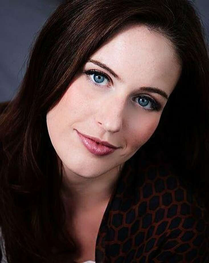 "Soprano Amanda Kingston as the doomed Violetta in ""La Traviata."" Photo: Opera San Jose"