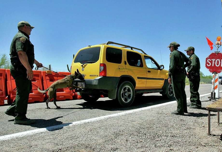 Being asked about your citizenship at a Border Patrol checkpoint? Sure. That's in context. But for your credit card company? A first. Photo: /