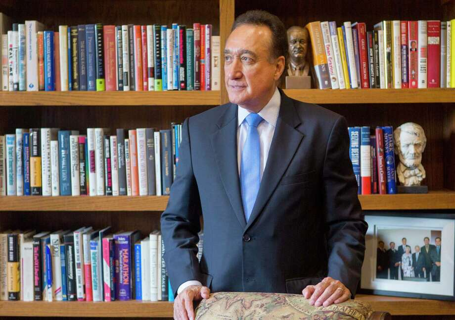 Henry Cisneros: Alamo Colleges is poised to join the elite of the nation's community college systems. Photo: William Luther /San Antonio Express-News / © 2017 San Antonio Express-News