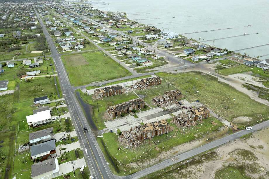 In Storm Battered Coastal Towns Resilience Takes Many