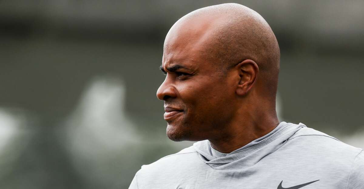 Texans general manager Rick Smith is excited about how the defending AFC South champions have retained their core of young players.