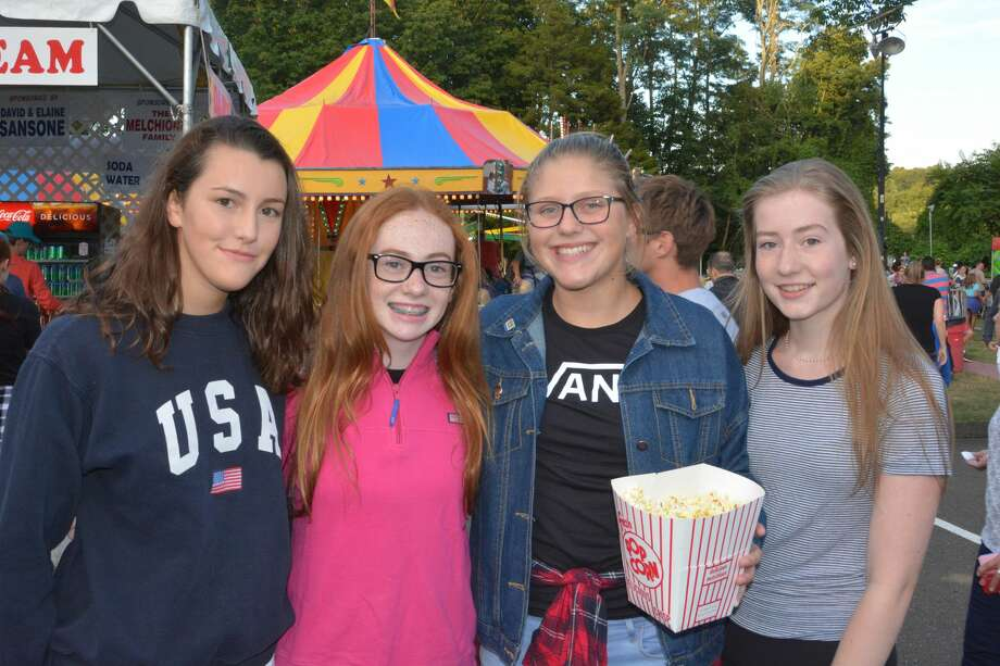The annual St. Leo Fair was held in Stamford on August 29 – September 2, 2017. Fair goers feasted on everything from pasta and pizza to clam chowder and seafood as well as traditional carnival food. Families also enjoyed rides and games. Were you SEEN? Photo: Vic Eng / Hearst Connecticut Media Group
