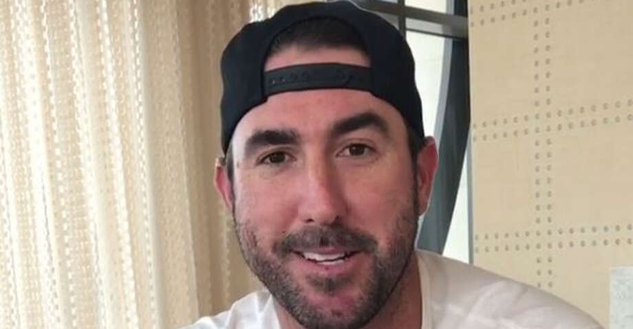 PHOTOS: 10 things to knowJustin Verlander took to Instagram to thank the Detroit Tigers' organization and fans and also addressed his new fans in Houston.Browse through the photos to see 10 things about newest Astro Justin Verlander. Photo: Justin Verlander Instagram