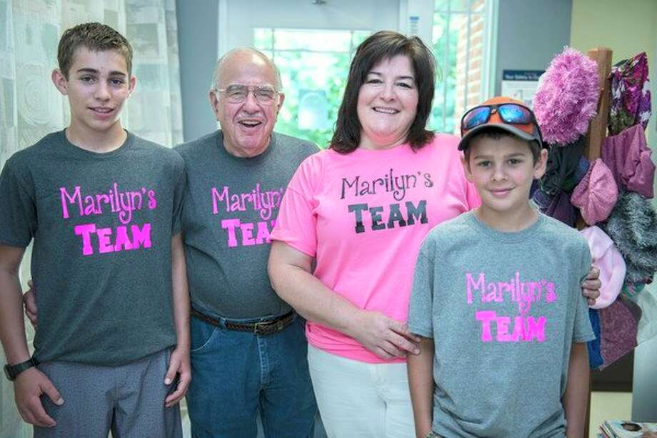 Family offers gift bags to support cancer patients in memory of
