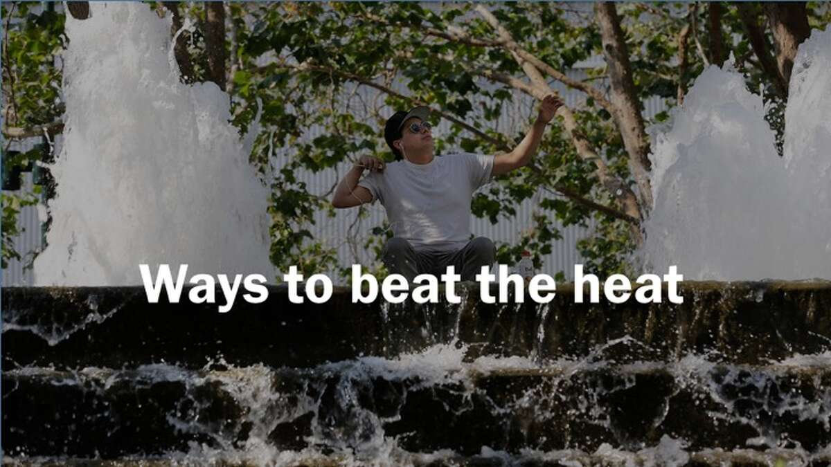 Here are some ways to beat the heat in the Bay Area
