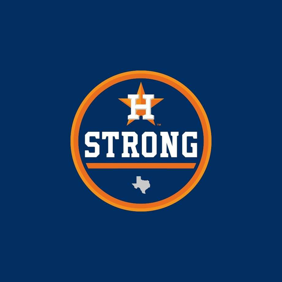 The Astros unveiled a new logo to show support for Houston in the aftermath of Hurricane Harvey.>>>LOGOS WITH LOVE: See how sports teams and t-shirt designers are showing their support for Hurricane Harvey's victims ... Photo: Astros