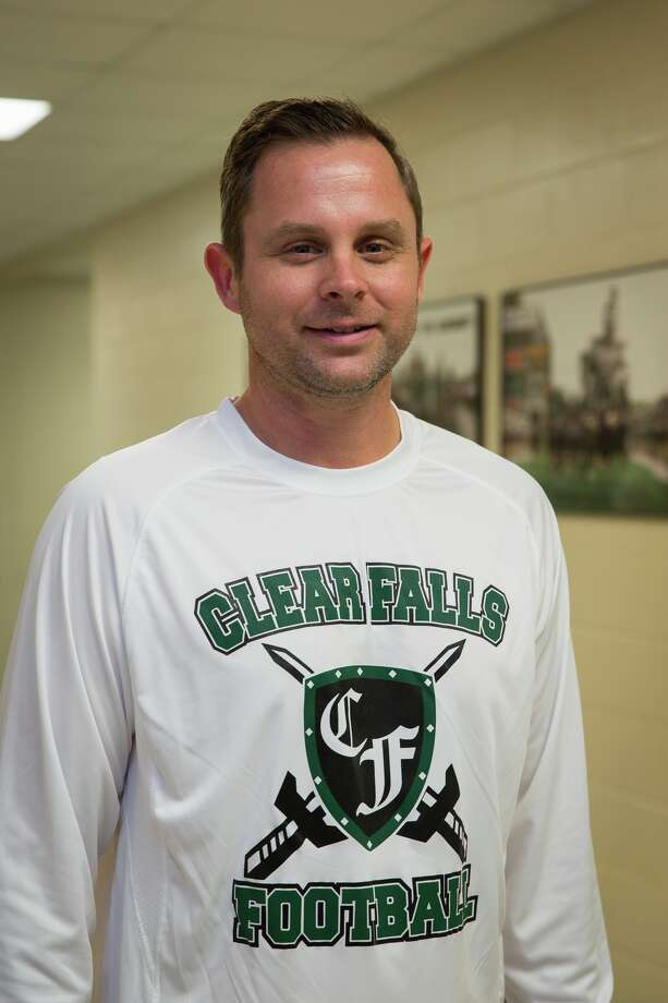 Clear Falls head football coach Zach Head is as eager as anyone to return to the practice field. / Submitted Photo