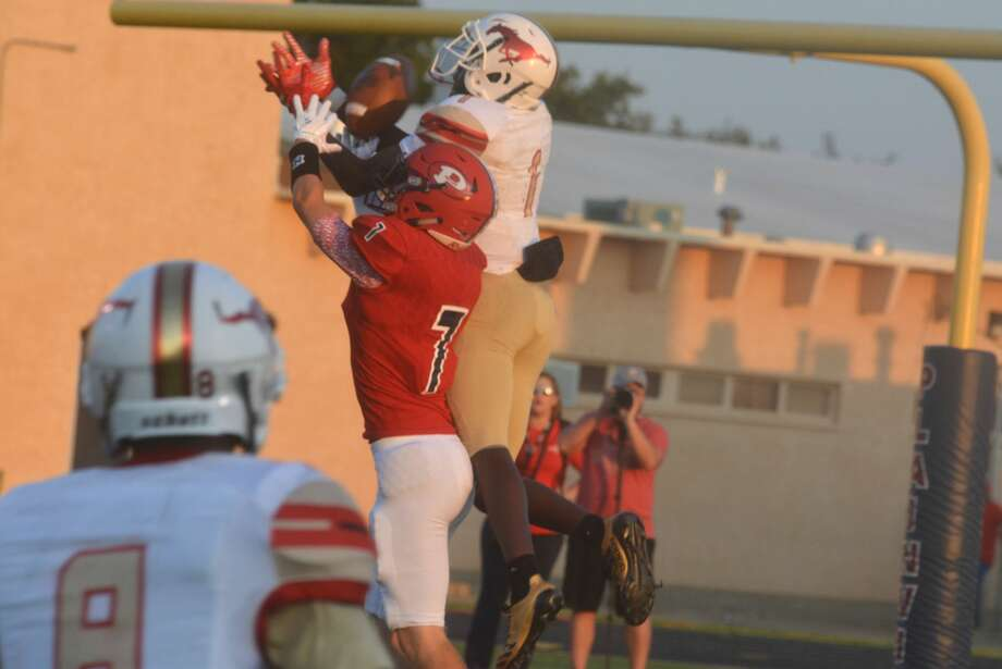 Photos of the Plainview football team's opening game against Lubbock Coronado. Photo: Skip Leon/Plainview Herald