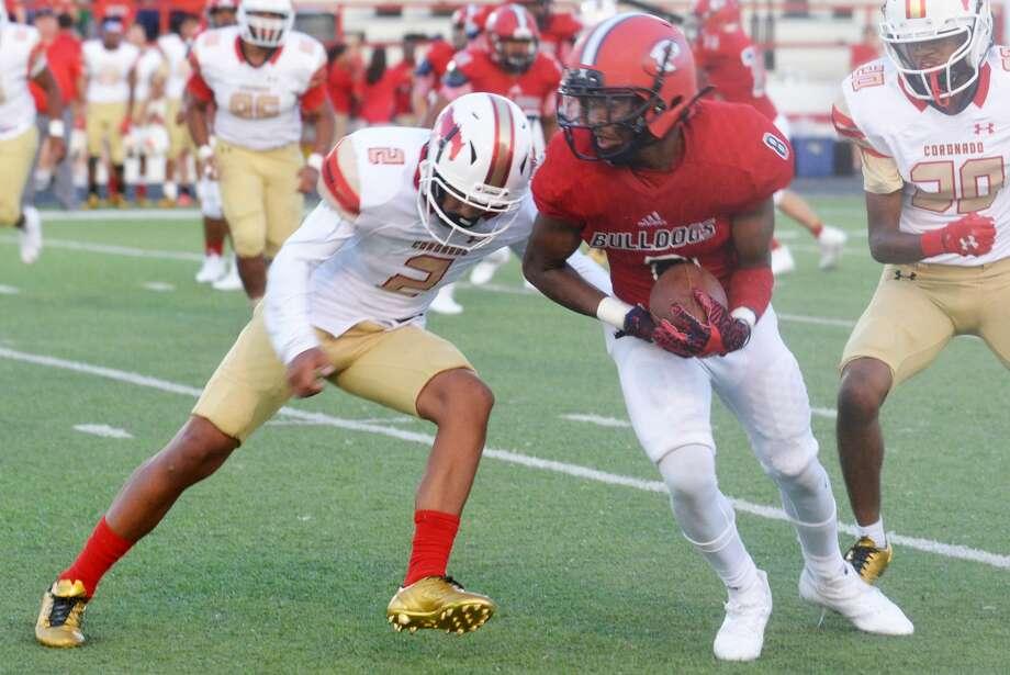 Photos of the Plainview football team's opening game against Lubbock Coronado. Photo: Skip Leon/Plainview Herald