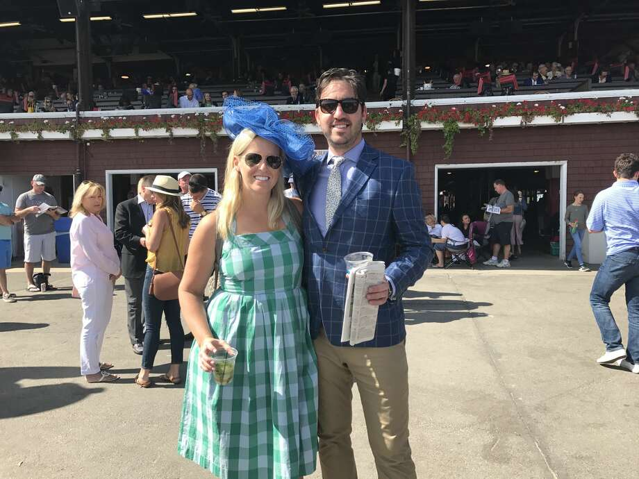 Were you seen at Woodward Day at Saratoga Race Course on Saturday, September 2, 2017? Photo: Karissa DeLuca