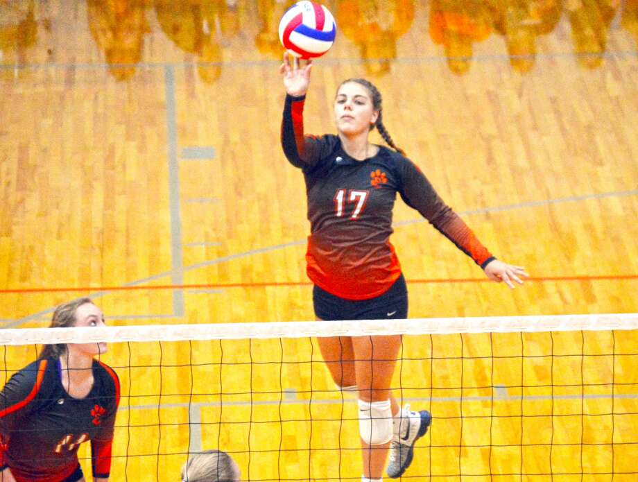 Girls Volleyball Ehs Volleyball Is Top Seed In Regional