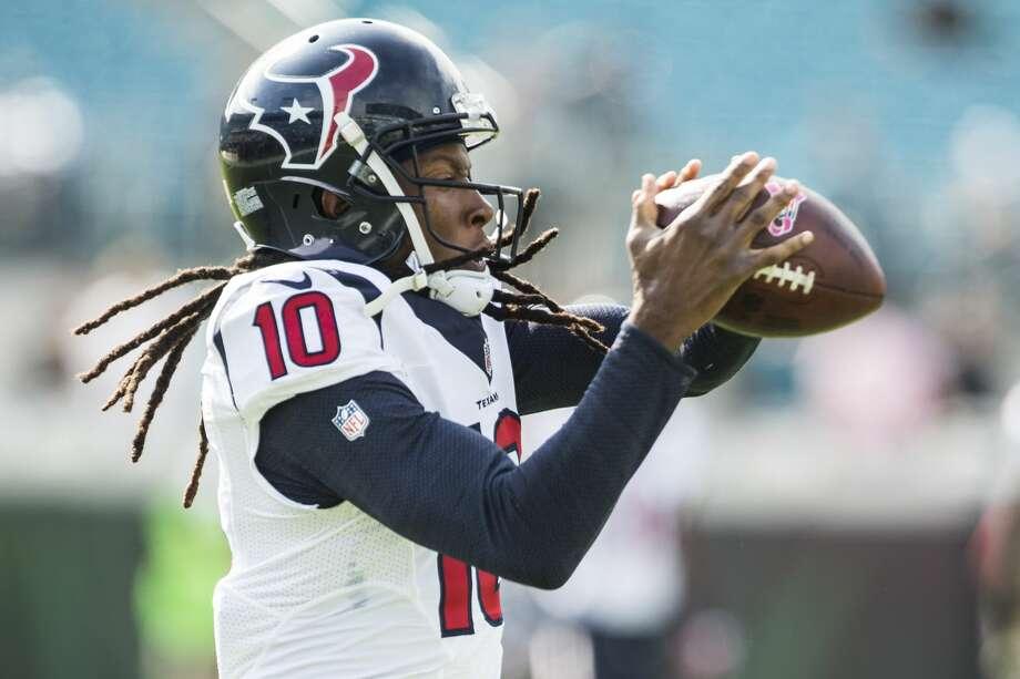 Houston Texans:The Texans will be up against the Jacksonville Jaguars on Sunday, Sept. 10 at 12:00 p.m.More Details: www.houstontexans.com Photo: Brett Coomer/Houston Chronicle