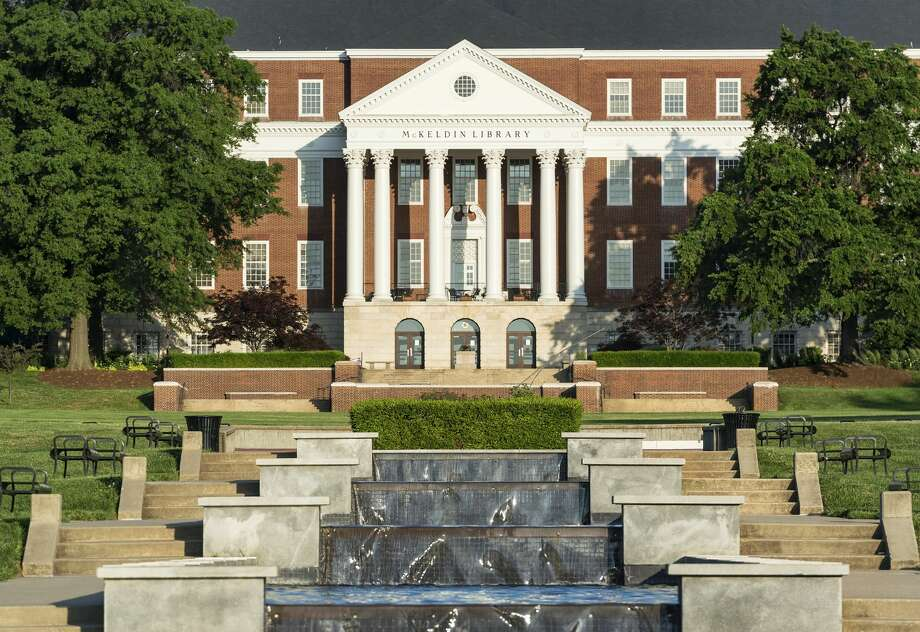 University of Maryland-College ParkOut-of-state tuition and fees: $33,606In-state tuition and fees: $10,399 Undergraduate enrollment: 29,868 Percentage of undergraduates from out-of-state: 27% Rank: 20  (Photo by John Greim/LightRocket via Getty Images)  Photo: John Greim/LightRocket Via Getty Images