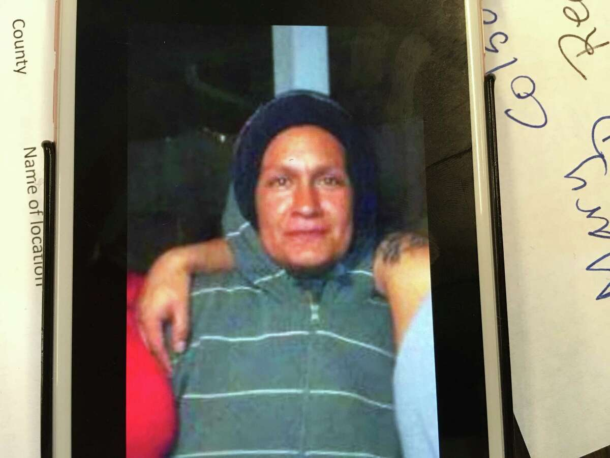 A photo of Stephanie Gutierrez who was missing until Sept. 1, 2017, provided on Aug. 31, 2017 to the missing persons center at the George R. Brown Convention Center on in the wake of Tropical Storm Harvey. Photo provided by Diamond Barron.