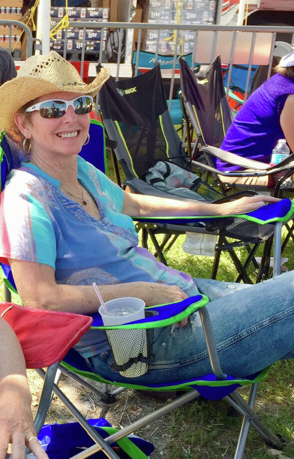 """Now that her medical problem has been identified and treated, Gail Wells says she feels """"a renewed appreciation for life every waking hour."""" Photo: Courtesy Of Gail Wells / Courtesy of Gail Wells"""