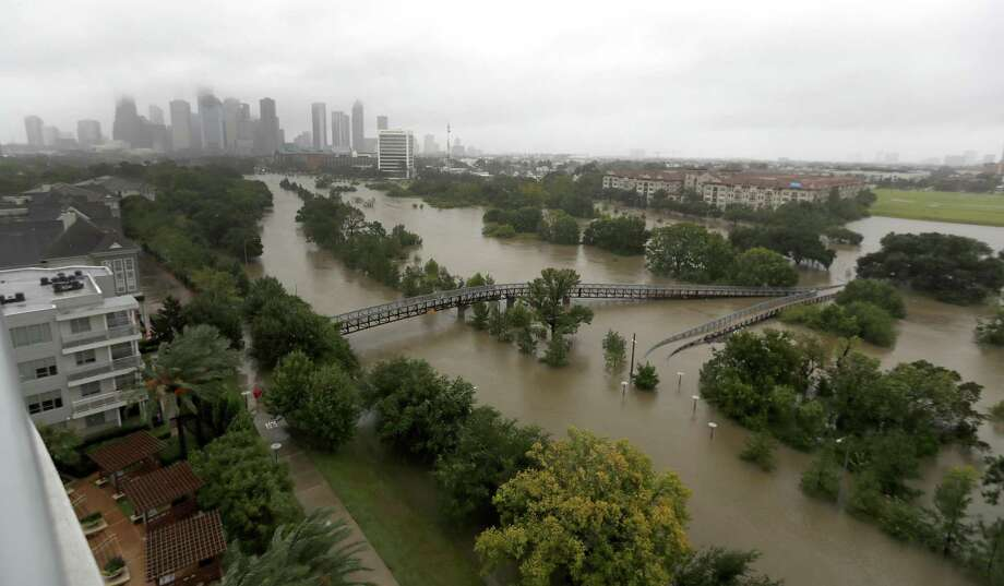 Developers are just starting to realize the extent of Harvey's damage in Houston, but there's little doubt that the storm will have a huge impact on the area's real estate market after it flooded tens of thousands of homes. Photo: Karen Warren /Houston Chronicle / @ 2017 Houston Chronicle