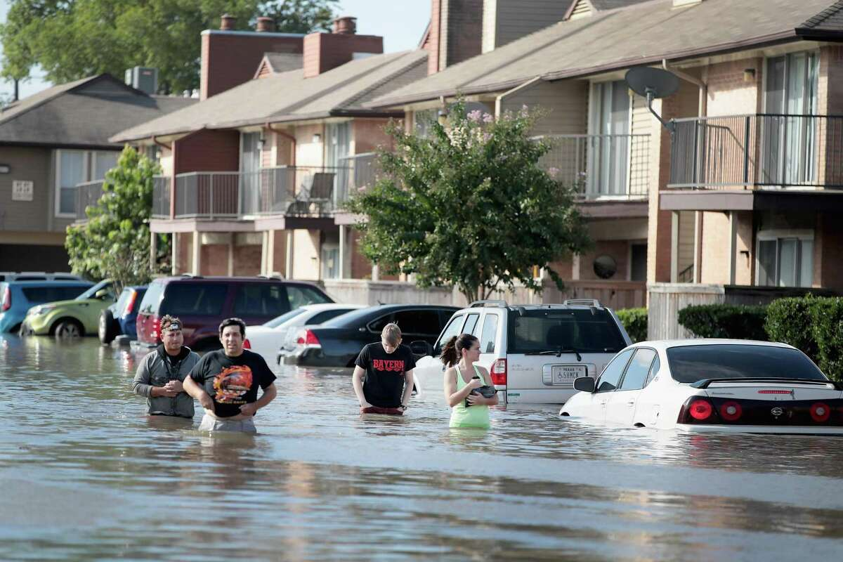 Developers expect home prices and apartment rents to rise in areas that were relatively unscathed by Harvey. The storm's damage will limit housing supply, and displaced Houston residents will be looking for new living quarters, they said.