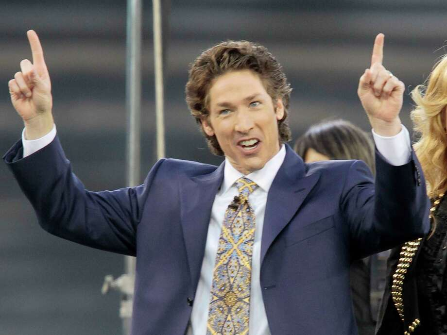 Lakewood Church pastor Joel Osteen responded to the criticism he received for not immediately opening the doors to Lakewood as a shelter during Hurricane Harvey.>> See the 50 most iconic photos from Hurricane Harvey. Photo: Richard Vogel, STF / AP
